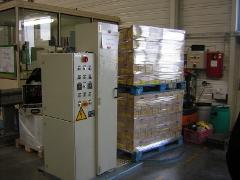 Ingenieurbüro Hemmeter, Stretchmaschinen Bayern, Kuvertierarbeiten Bayern